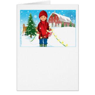 A Clip Clop Club Christmas Card