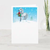 A Clip Clop Club Christmas Holiday Card
