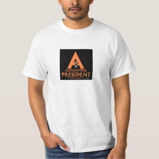 A Clockwork President Shirt