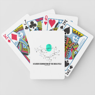 A Closer Examination Of The Urea Cycle Bicycle Playing Cards