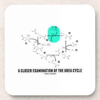 A Closer Examination Of The Urea Cycle Drink Coaster