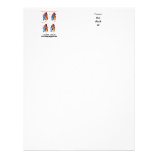 A Closer Look At Blue Baby Syndrome Heart Anatomy Letterhead