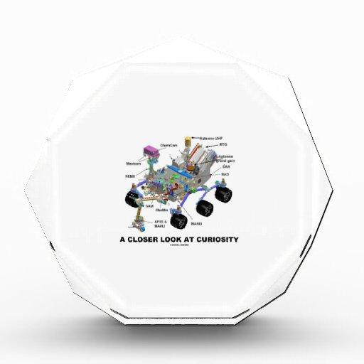 A Closer Look At Curiosity (NASA Martian Rover) Award