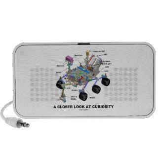 A Closer Look At Curiosity NASA Martian Rover iPod Speakers