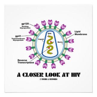 A Closer Look At HIV (Viron Virology) Custom Announcements