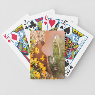 A Closer Look Bicycle Playing Cards