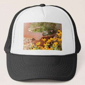 A Closer Look Trucker Hat