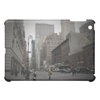 A Cloudy Day on the Upper East Side iPad Mini Cases