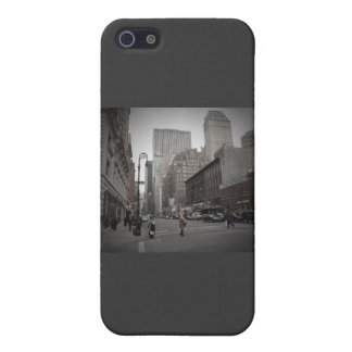 A Cloudy Day on the Upper East Side iPhone 5 Cover