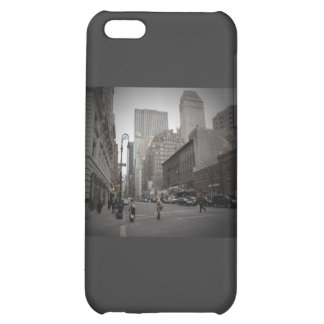A Cloudy Day on the Upper East Side Cover For iPhone 5C