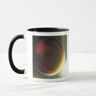 A cloudy Jupiter-like planet that orbits Mug