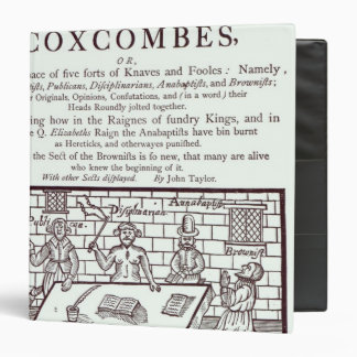 A Cluster of Coxcombes' by John Taylor Binder