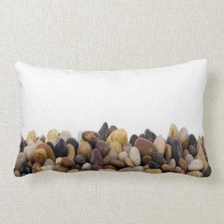 A Cluster of Pebbles Lumbar Pillow
