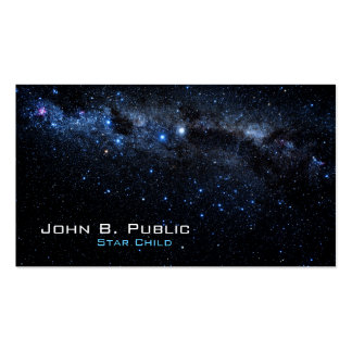 A Cluster of Stars Double-Sided Standard Business Cards (Pack Of 100)
