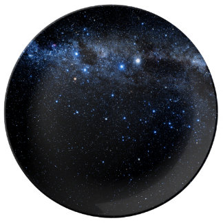 A Cluster of Stars Plate