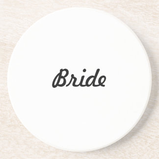 A Coaster for the Bride