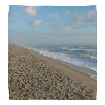 Beach Themed A Cocoa Beach Morning Bandana