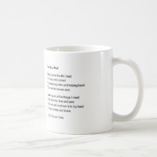 A coffee mug for Dad from his children