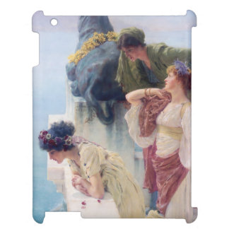 A Coign of Vantage by Lawrence Alma-Tadema Case For The iPad 2 3 4