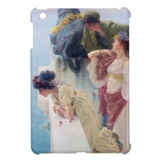 A Coign of Vantage by Lawrence Alma-Tadema iPad Mini Case