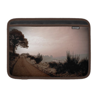A Cold and Frosty Morning MacBook Sleeves