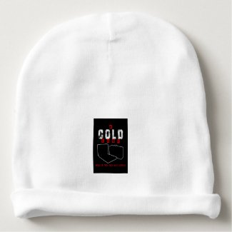 A COLD CASE: BASED ON TRUE JACK BOYZ STORIES BABY BEANIE