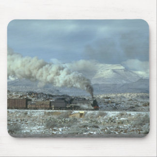 A cold snap catches SAR class 19B climbing Lootsbe Mouse Pad