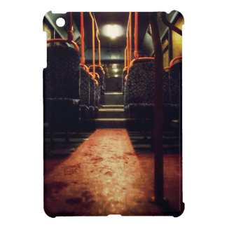 A cold wet night on the busses cover for the iPad mini