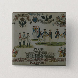 A collection of maneouvre plans button