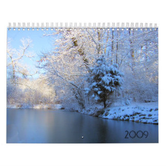 A Collection of Seasons - Customized Calendar