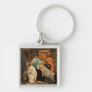A Collector of Pictures at the Time of Augustus, 1 Keychain