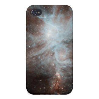 A colony of hot young stars in the Orion Nebula Covers For iPhone 4