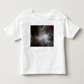 A colony of hot young stars in the Orion Nebula Shirt