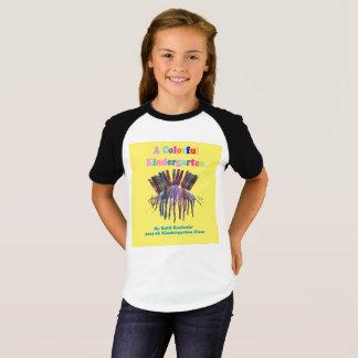 A Color Kindergarten T-Shirts (Kids, all sexes)