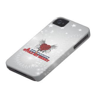 A Coloradan Stole my Heart Case-Mate iPhone 4 Case