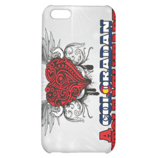 A Coloradan Stole my Heart iPhone 5C Cover