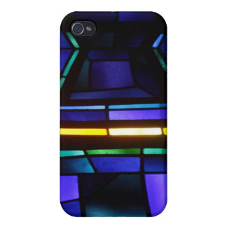 A colorful collage - Basilica of the Annunciation Cover For iPhone 4