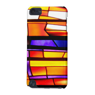 A colorful collage - Basilica of the Annunciation iPod Touch (5th Generation) Case