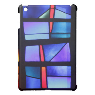 A colorful collage cover for the iPad mini