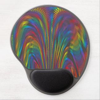 A Colorful Eruption Gel Mousepad