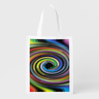 A Colorful F-stop Reusable Grocery Bag