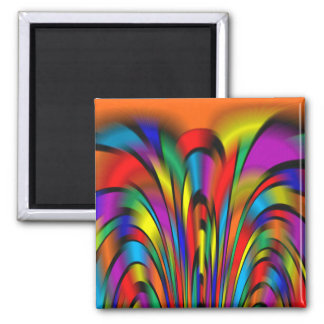 A Colorful Integration Magnet