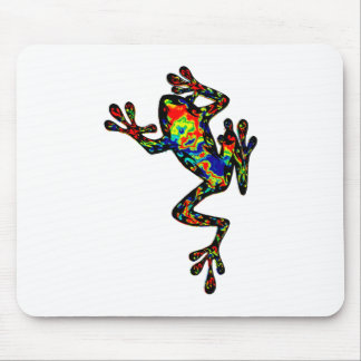 A COLORFUL SHOWING MOUSE PAD