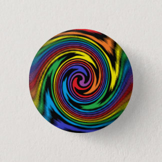 A Colorful Turbulence Button