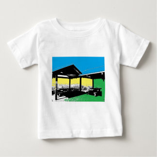 A Colorful View Baby T-Shirt