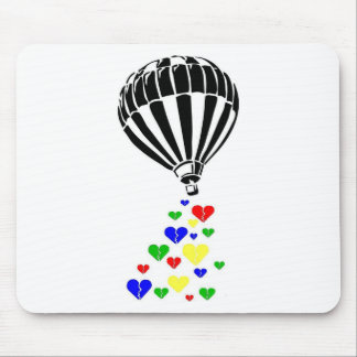 A Colourful Balloon Mouse Pad