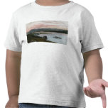 A Columbia River Riverboat Scene Tee Shirt