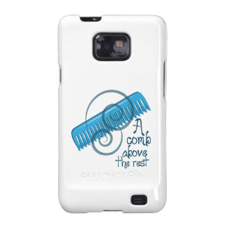 A Comb Above The Rest Samsung Galaxy SII Covers