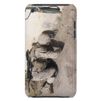 A combat engineer searches for weapons caches iPod touch cover
