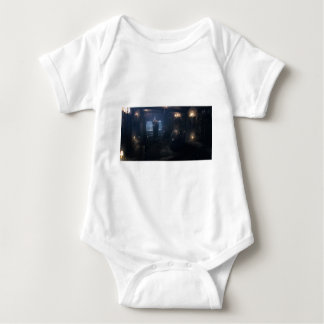 A Commander Without An Army Baby Bodysuit